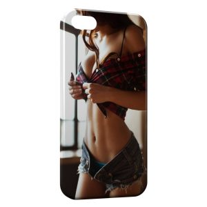 Coque iPhone 5/5S/SE Sexy Girl 45