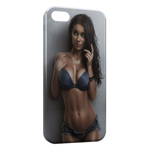 Coque iPhone 5/5S/SE Sexy Girl 47