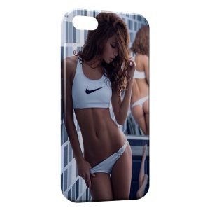 Coque iPhone 5/5S/SE Sexy Girl 48