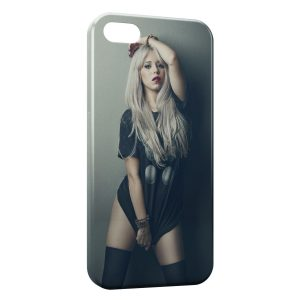 Coque iPhone 5/5S/SE Sexy Girl Comics 3