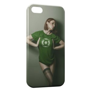 Coque iPhone 5/5S/SE Sexy Girl Comics