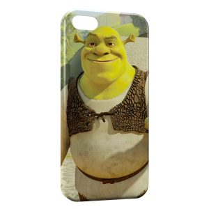 Coque iPhone 5/5S/SE Shrek 2