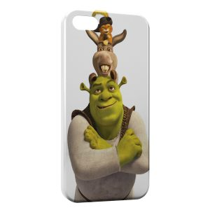 Coque iPhone 5/5S/SE Shrek