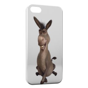 Coque iPhone 5/5S/SE Shrek Ane
