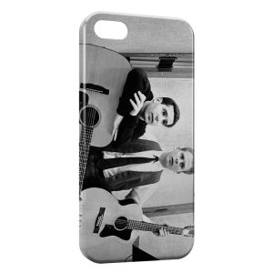 Coque iPhone 5/5S/SE Simon & Garfunkel
