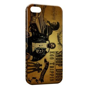 Coque iPhone 5/5S/SE Snoop Dogg 2
