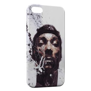Coque iPhone 5/5S/SE Snoop Dogg
