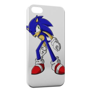 Coque iPhone 5/5S/SE Sonic