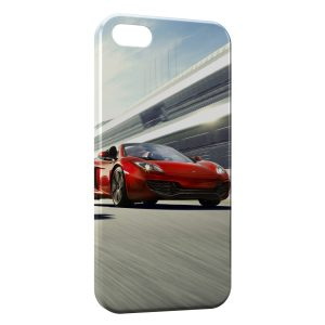 Coque iPhone 5/5S/SE Speed Car Voiture