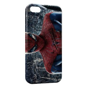 Coque iPhone 5/5S/SE Spiderman 3