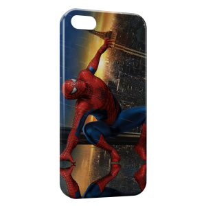 Coque iPhone 5/5S/SE Spiderman 4