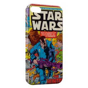 Coque iPhone 5/5S/SE Star Wars Comics Group