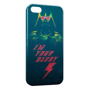 Coque iPhone 5/5S/SE Star Wars Dark Vador Im Your Daddy