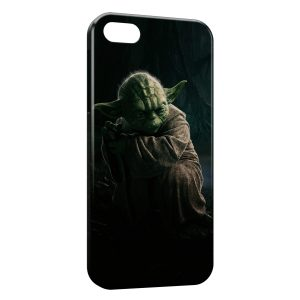 Coque iPhone 5/5S/SE Star Wars Yoda