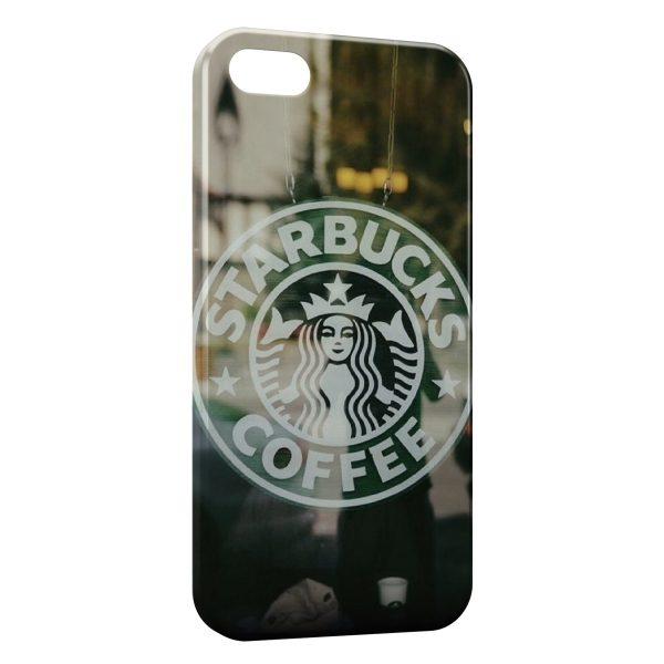 Coque iPhone 5/5S/SE Starbucks Coffee 5