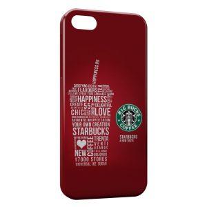 Coque iPhone 5/5S/SE Starbucks New Taste