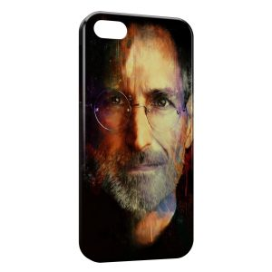 Coque iPhone 5/5S/SE Steve Jobs Apple