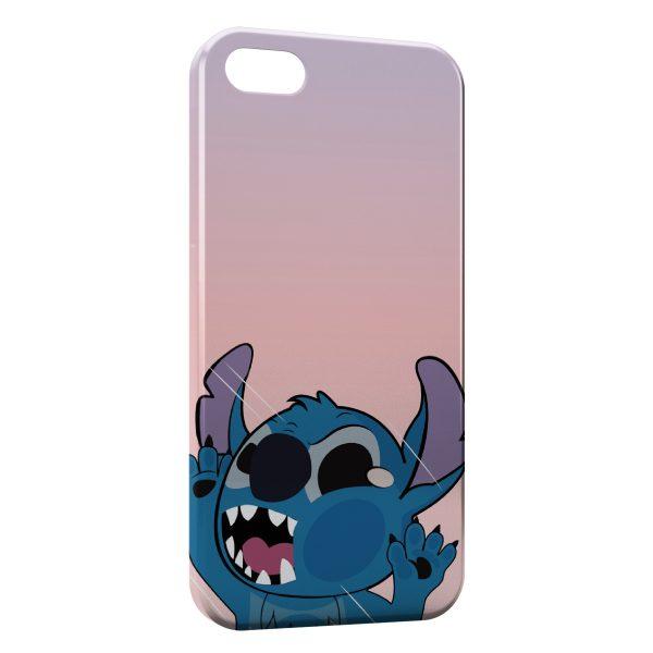 Coque iPhone 5/5S/SE Stitch 16