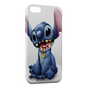 Coque iPhone 5/5S/SE Stitch Art Graphic