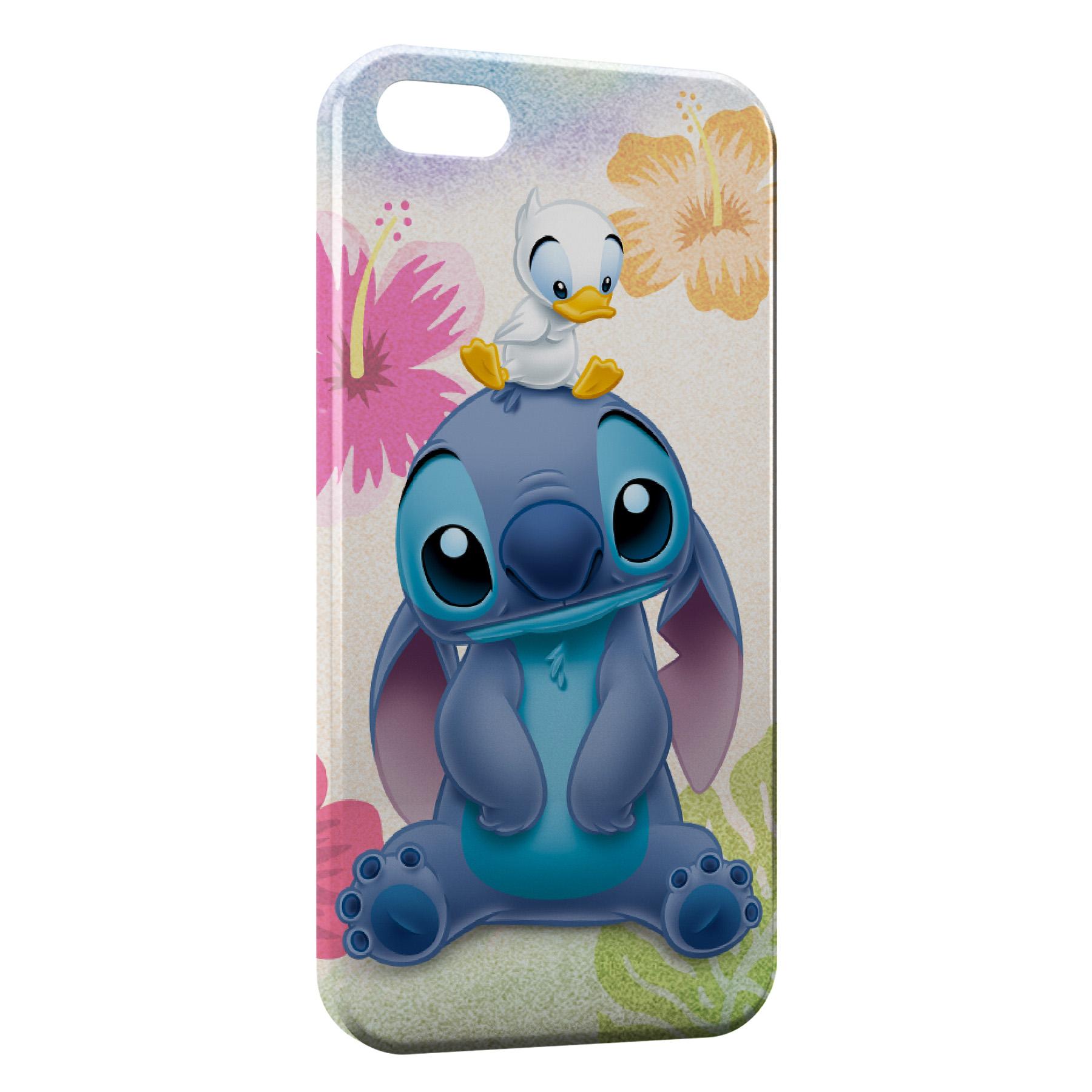 Coque iPhone 5/5S/SE Stitch Canard