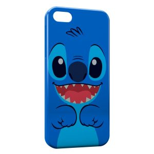 Coque iPhone 5/5S/SE Stitch Cute Simple Art