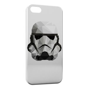 Coque iPhone 5/5S/SE Stormtrooper Star Wars Casque