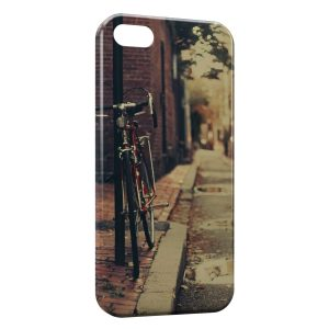 Coque iPhone 5/5S/SE Street Vintage Style
