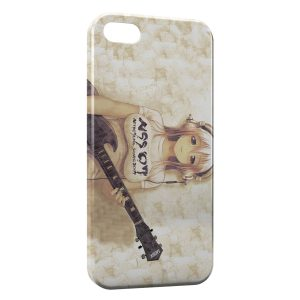 Coque iPhone 5/5S/SE Super Sonico Manga