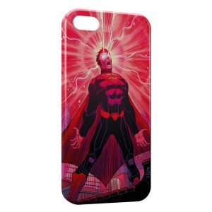 Coque iPhone 5/5S/SE Superman Eyes Power
