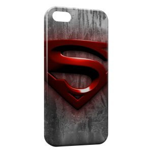 Coque iPhone 5/5S/SE Superman Logo 3