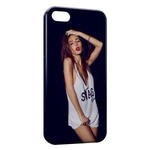 Coque iPhone 5/5S/SE Swag Girl