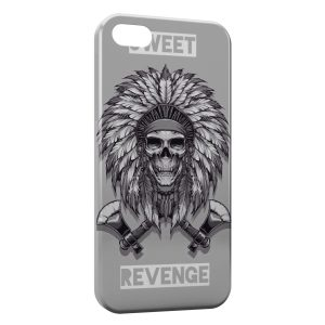 Coque iPhone 5/5S/SE Sweet Revenge Indien