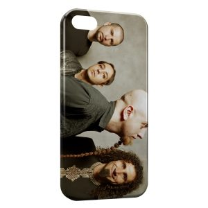 Coque iPhone 5/5S/SE System of a Down Music