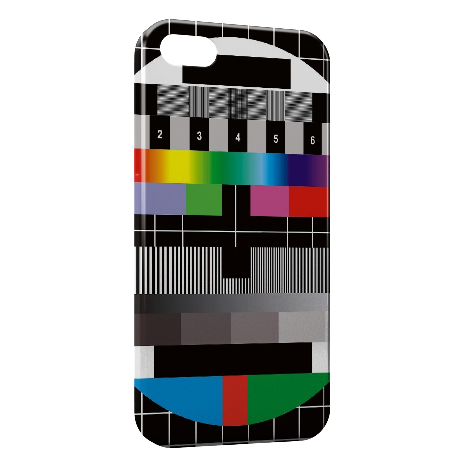 Coque iPhone 5/5S/SE TV Television