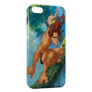 Coque iPhone 5/5S/SE Tarzan 12