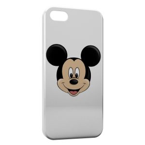 Coque iPhone 5/5S/SE Tete Mickey 2