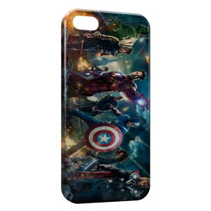 Coque iPhone 5/5S/SE The Advengers 4