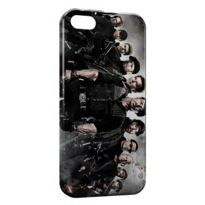 Coque iPhone 5/5S/SE The Expendables 2
