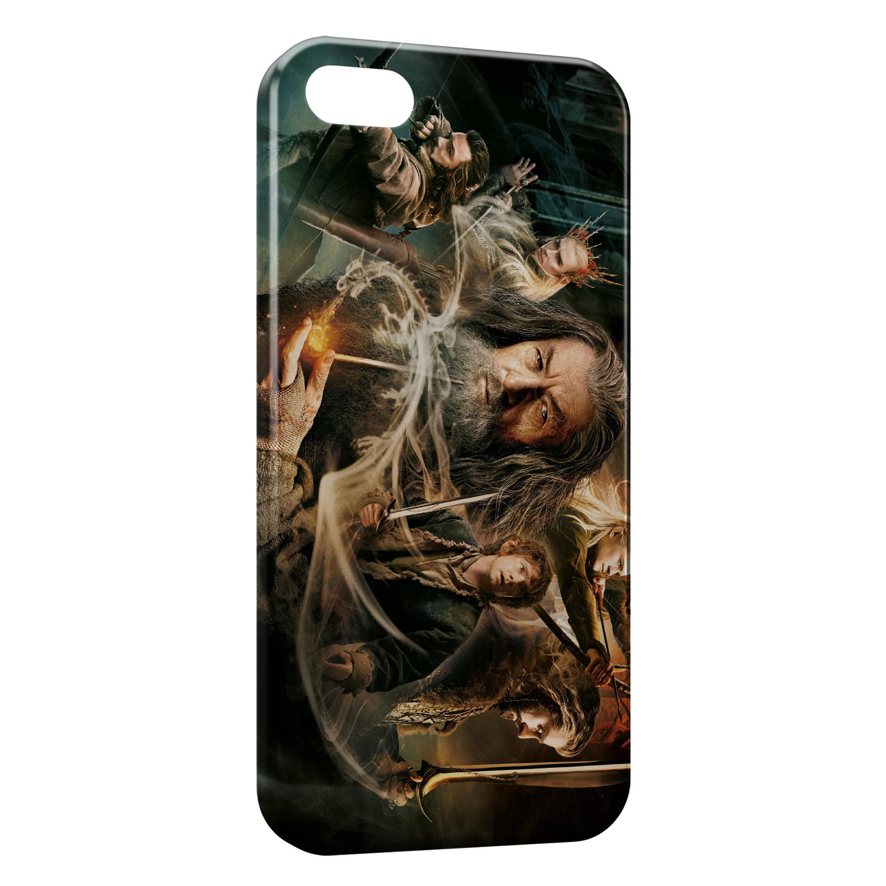 Coque iPhone 5/5S/SE The Hobbit