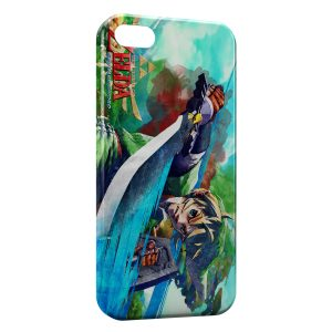 Coque iPhone 5/5S/SE The Legend of Zelda Skyward Sword 2