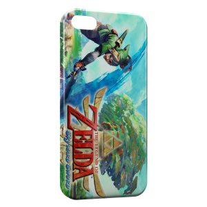 Coque iPhone 5/5S/SE The Legend of Zelda Skyward Sword