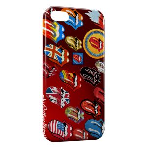 Coque iPhone 5/5S/SE The Rolling Stones 2
