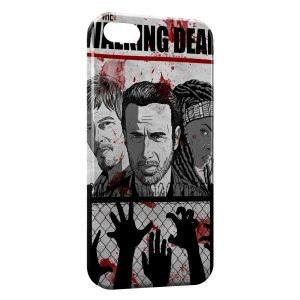 Coque iPhone 5/5S/SE The Walking Dead 3