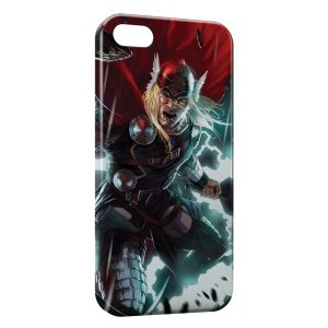 Coque iPhone 5/5S/SE Thor Comics