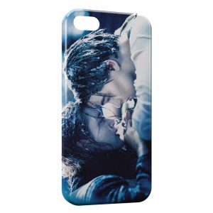 Coque iPhone 5/5S/SE Titanic Leonardo Di Caprio Rose 3