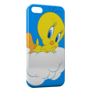 Coque iPhone 5/5S/SE Titi Nuage Cloud