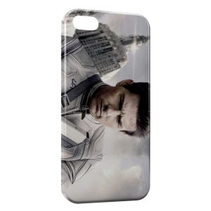 Coque iPhone 5/5S/SE Tom Cruise Oblivion