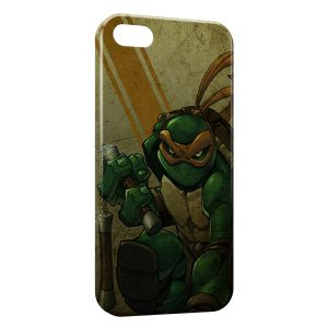 Coque iPhone 5/5S/SE Tortue Ninja