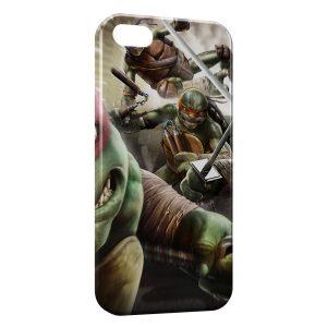 Coque iPhone 5/5S/SE Tortue Ninja2