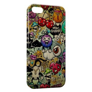 Coque iPhone 5/5S/SE Toy Cartoon
